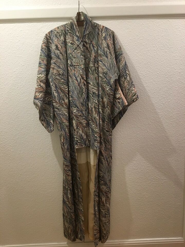 Kimono, Lang kimono, Vintage