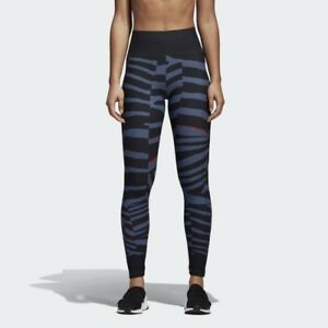 Details about Adidas Women's Stella Mccartney Training Miracle Sculpt Tights Sz L CG0829 NWT