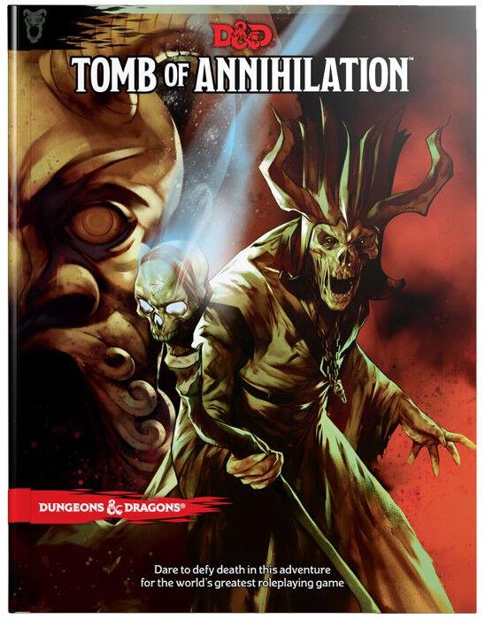 Dungeons & Dragons  tumba de aniquilación, nuevo