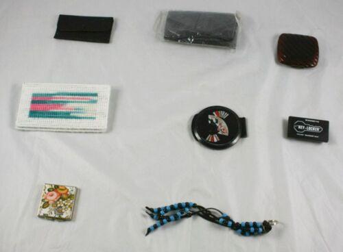 Lot of 8 Vintage Accessories Sewing Kit Rain Hood