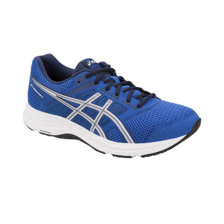 Asics Gel-Contend 5 Men 1011A256-400 Laufschuh Laufen Running Training Sport