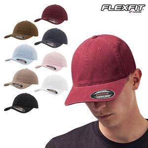 Flexfit by Yupoong Flexfit Garment Washed Cotton Dad Hat