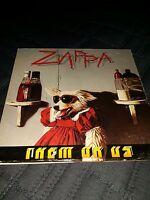 Them Or Us Frank Zappa CD Rare Import Japan Vack