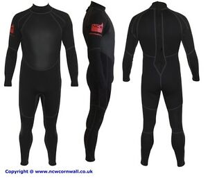 3-2-mm-full-wetsuit-backzip-stong-flatlock-seams-surf-wake-ski-sail-kayak-etc