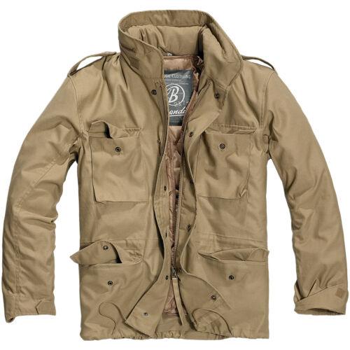 da in Camicia da Classic Parka uomo uomo M65 vintage Brandit cappotto trqYtRx