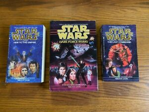 Lot-of-3-Timothy-Zahn-Star-Wars-PBs-Heir-to-the-Empire-Dark-Force-Rising-1