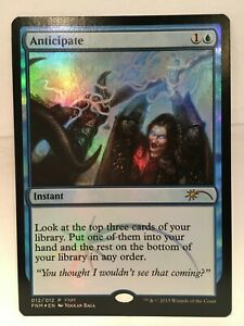 Precommande-Papier-Alu-MTG-Promo-2015-Simple-Carte-NM