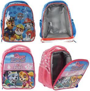 Paw-Patrol-Backpack-Cool-Bag-For-Boys-Girls-kids-Children-School-Bag-Travel-Bag