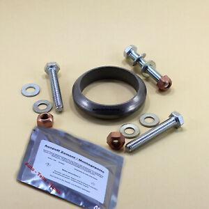 Auspuffdichtring-Auspuffdichtung-Dichtring-fuer-Abgasanlage-mit-Montagematerial