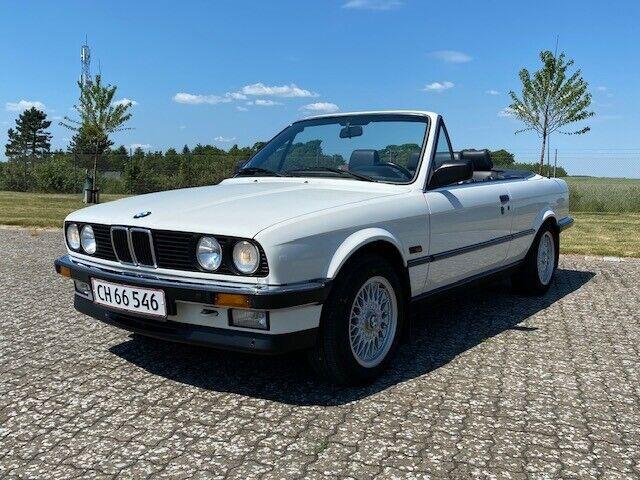 BMW 325i 2,5 Cabriolet 2d