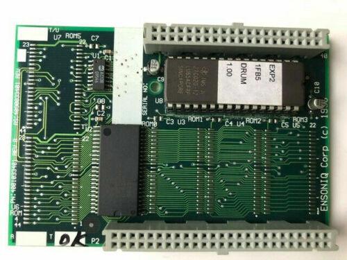 ENSONIQ MR ASR EXP-2 DRUM Sound Board ASRX ASR X