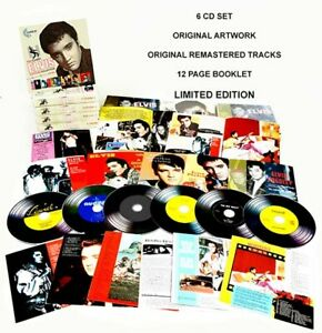 Details about The Classic Elvis Presley Bootleg Collection Vol 1 6 CD Set  IN STOCK Brand New