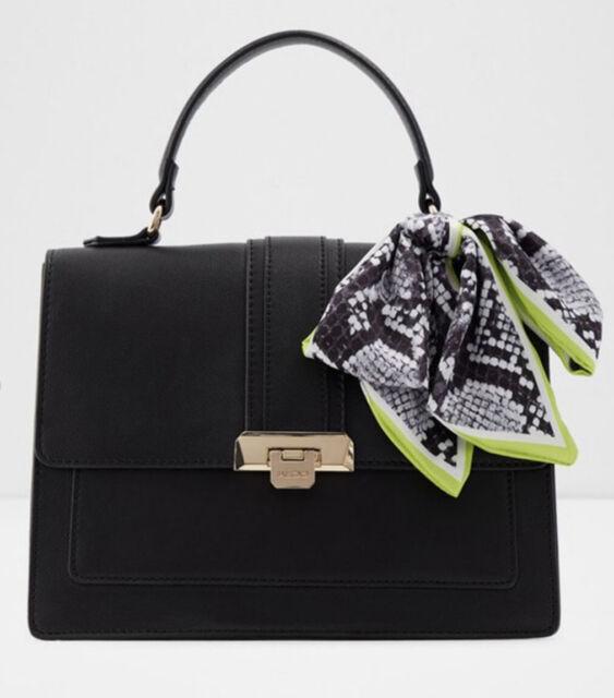 Aldo Carrulo Top Handle Handbag, Cognac
