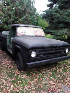 1965 Dodge Autres Pick-ups Custom