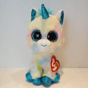 Blitz-the-Unicorn-Ty-Beanie-Boo-Plush-Style-36877-Regular-6-15cm-NEW