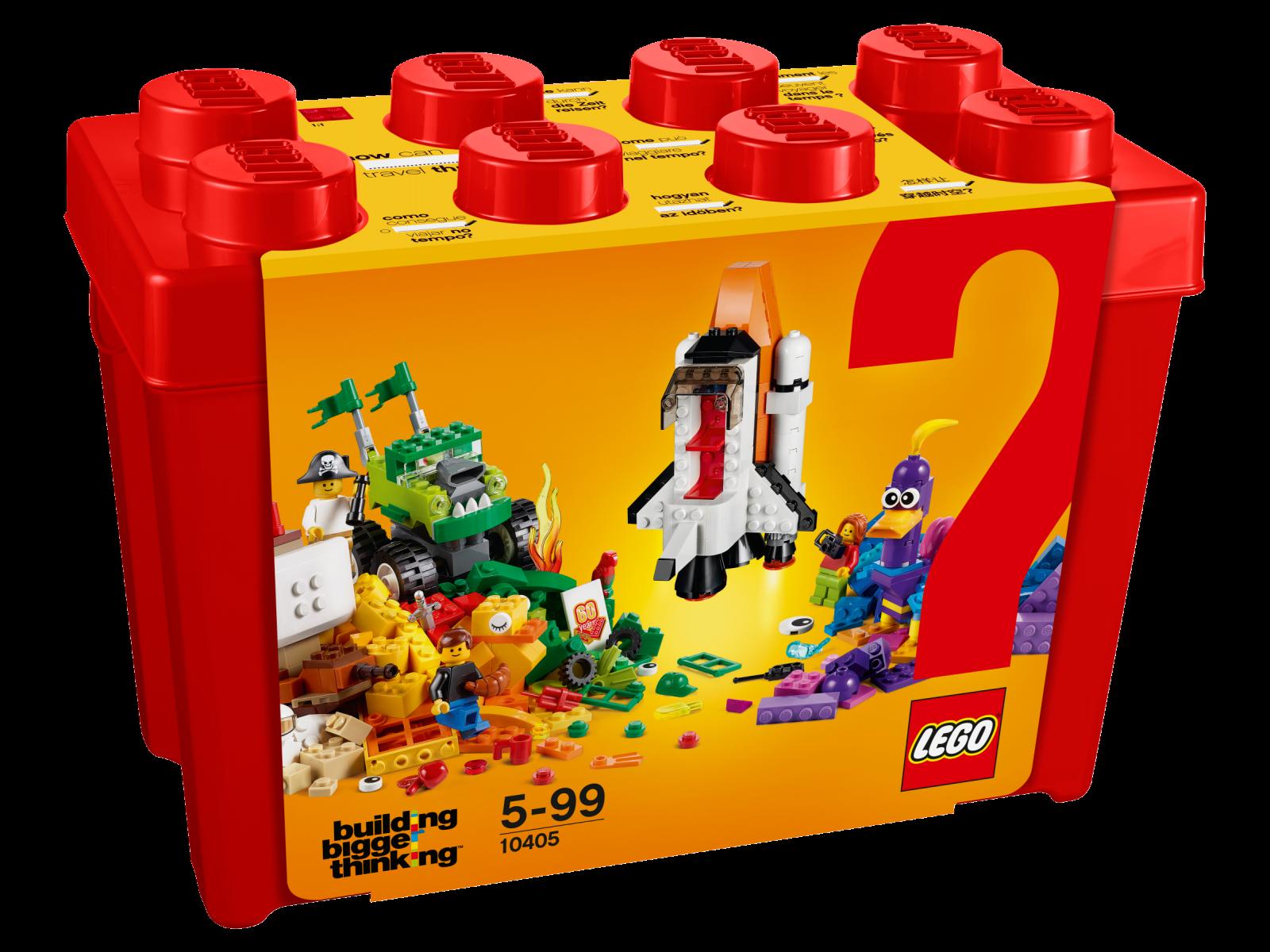 LEGO ® CLASSIC 10405 Mars-Mission Neuf neuf dans sa boîte _ Mission to Mars NEW En parfait état, dans sa boîte scellée Boîte d'origine jamais ouverte