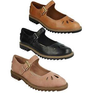 femmes Griffin mia4 Chaussures cuir par CLARKS détail FBYZ0uF