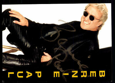 Sammeln & Seltenes Clever Bernie Paul Autogrammkarte Original Signiert ## Bc 47508