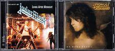 The Best of Judas Priest:L.A.M.- Judas Priest(CD)&No More Tears by Ozzy Osbourne