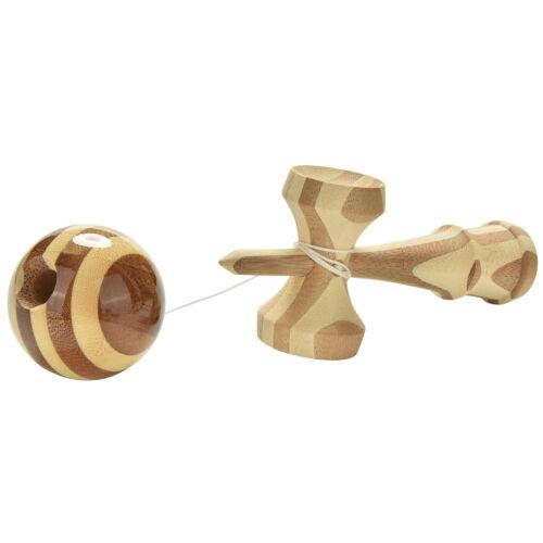 1 Jumbo Kendama Japanese Traditional Game Educational Skillful Wooden Toy BP