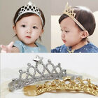 Creative Princess Baby Girls Hair Accessories Tiaras Crown Shape Headband