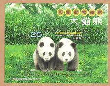 China Taiwan - Großer Panda Block 146 postfrisch 2009 Mi. 3387