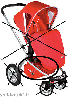pneu poussette roadmaster safety 1st by baby relax