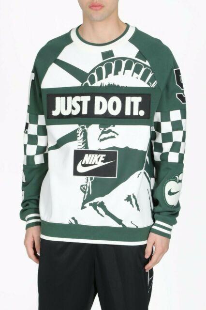 nike sportswear jdi green