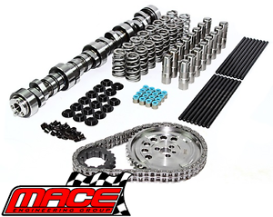 MACE STAGE 1 PERF. CAM PACKAGE FOR HOLDEN COMMODORE VT VX VY L67 S/C 3.8L V6