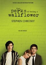 The Perks of Being a Wallflower by Stephen Chbosky (2012, Paperback, Movie Tie-In)