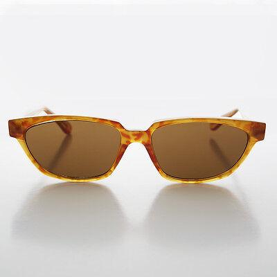 Denny Tortoise Horn Rim Hipster Preppy Style Malcom X Sunglass