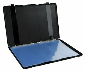 Presentation-Portfolio-Binder-Kit-11-x-17-034-Pages-Included-Black