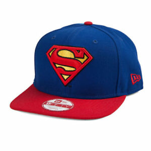 DC-Heroes-Superman-Quarter-Sub-9Fifty-Snap-Back-Cap