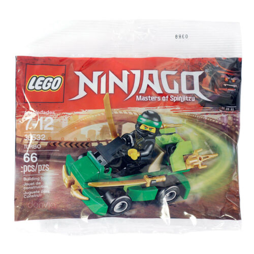 Turbo Polybag Lego Ninjago Masters of Spinjitzu 30532