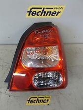 Heckleuchte R Renault Twingo CN0 rot/weiss  Rückleuchte 2009 3 Türig