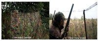 Jack Pyke 4 M Clearview Hide Net Lightweight Oak Tree Camo Netting Hunting Kit