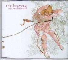 (BA447) The Bravery, Unconditional - 2005 DJ CD