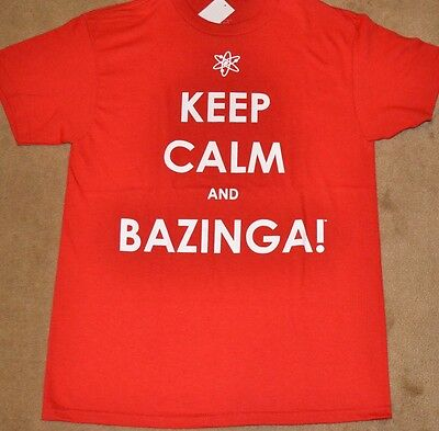 S-XXL Bazinga Comic Cover Women T-Shirt Officially Licensed Big Bang Theory