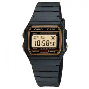 F-91WG-9Q-Casio-Watches-Genuine-New-No-box