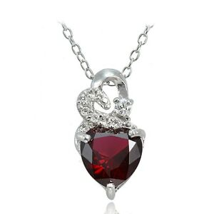 Sterling-Silver-2ct-TGW-Created-Ruby-and-White-Topaz-Double-Heart-Necklace