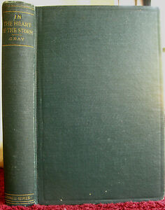 1920-A-L-Burt-Cornell-Series-Hardcover-In-The-Heart-of-the-Storm-Maxwell-Gray