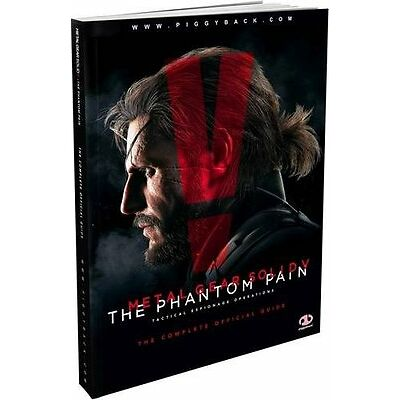 Guide Official Full (english) Metal Gear Solid V The Phantom Pain