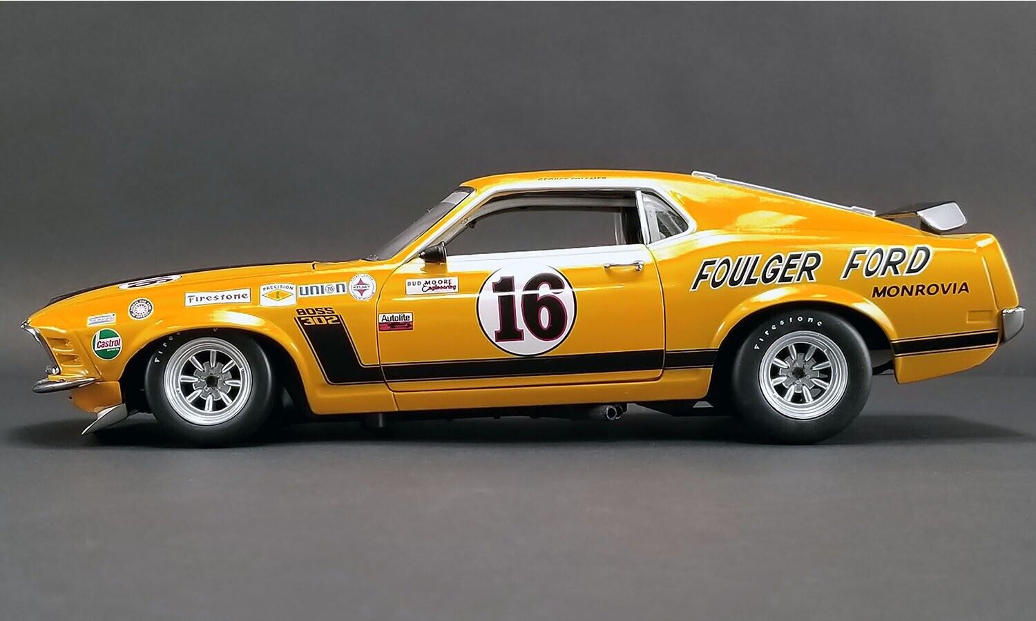 1970 Ford Boss 302 Trans Am Foulger Mustang  16 Follmer Acme VorBesteellung Le