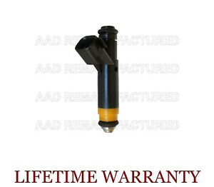 YR3E-A4A Rebuilt By ASE Mechanic USA OEM Fuel Injectors Set for Ford 6