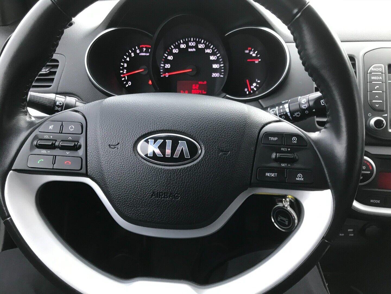Kia Picanto 1,0 Attraction+ - billede 8