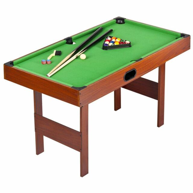 Childs Pool Table Cm Length X Cm Height Cm Width EBay - Pool table length
