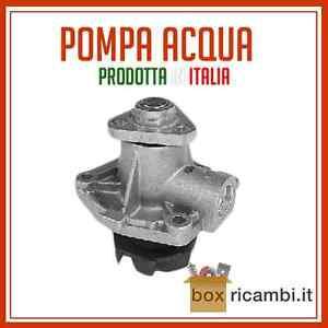 POMPA-ACQUA-FIAT-127-1050-UNO-DIESEL-FIORINO-DUNA-NUOVA-CON-GUARNIZIONE