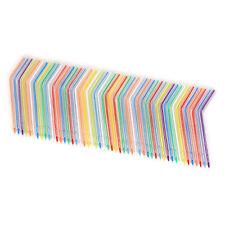 100pcs Dental Syringe Air Water 3 Way Nozzles Tips Colorful Plastic Disposable