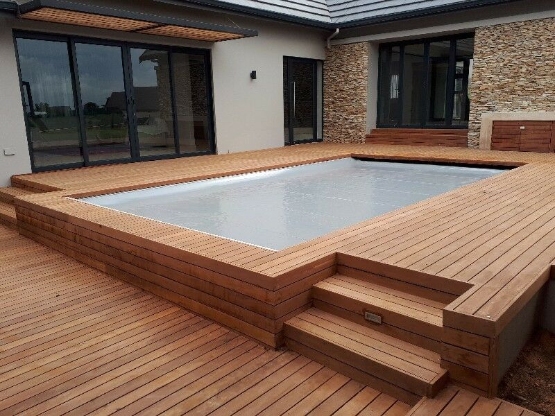 Decking By Forest Fencing Est 34 Years