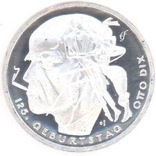 Deutschland 20 Euro Gedenkmünze 2016 bfr Otto Dix